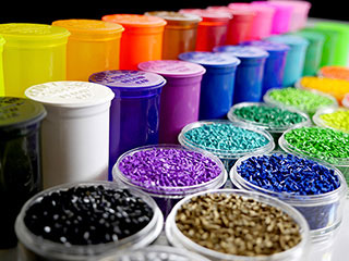 LAContainer Plastic Container Color Options