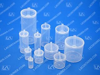 Polyvials Small Plastic Lab Vials