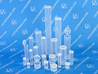Microvials Micro Sized Plastic Hinged Lid Vials